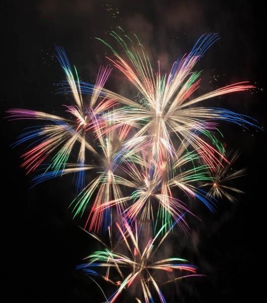 Yodogawa Fireworks - Summer 2010