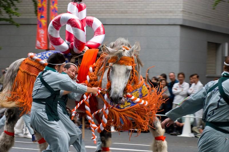 Midosuji Parade
